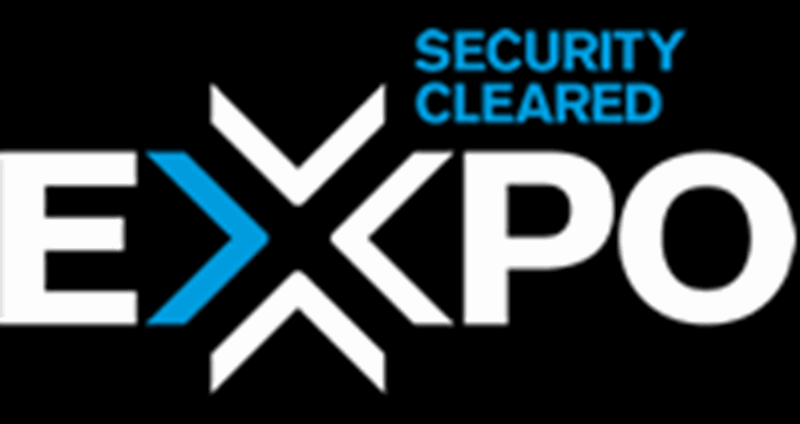 Visit us at Security Cleared Expo