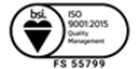 ISO accreditation